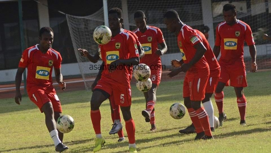 MASSIVE SHAKE UP: Asante Kotoko to offload eight players