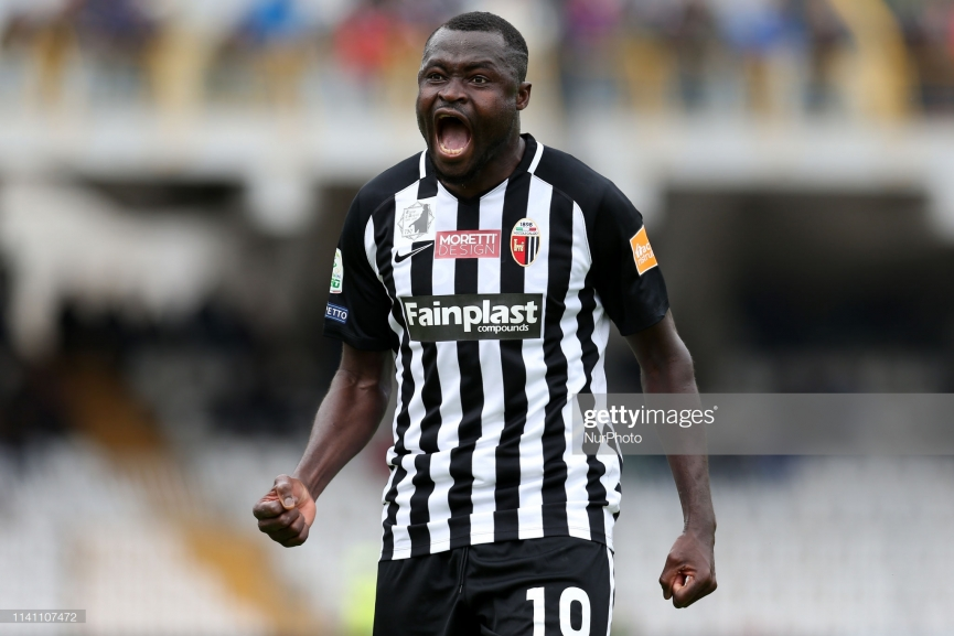 EXCLUSIVE: Ghana's Bright Addae to join Italian Serie B newbies Juve Stabia