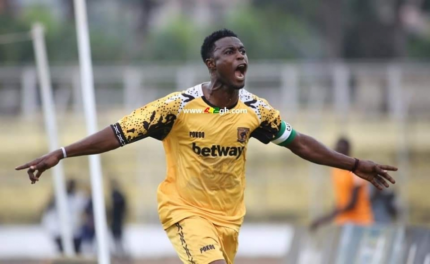 Shafiu Mumuni 'very happy' with his first hat-trick in Confederation Cup