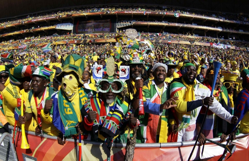 This is Africa! Facts you probably did not know about Africa and the World Cup