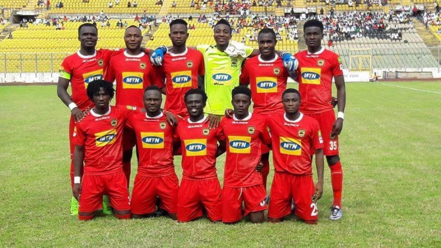 Confederation Cup: Kotoko to face Cameroonian Cup winner in Preliminary round