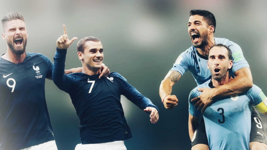 PREVIEW: France vs Uruguay - Uruguay's defensive prowess face France's Speed