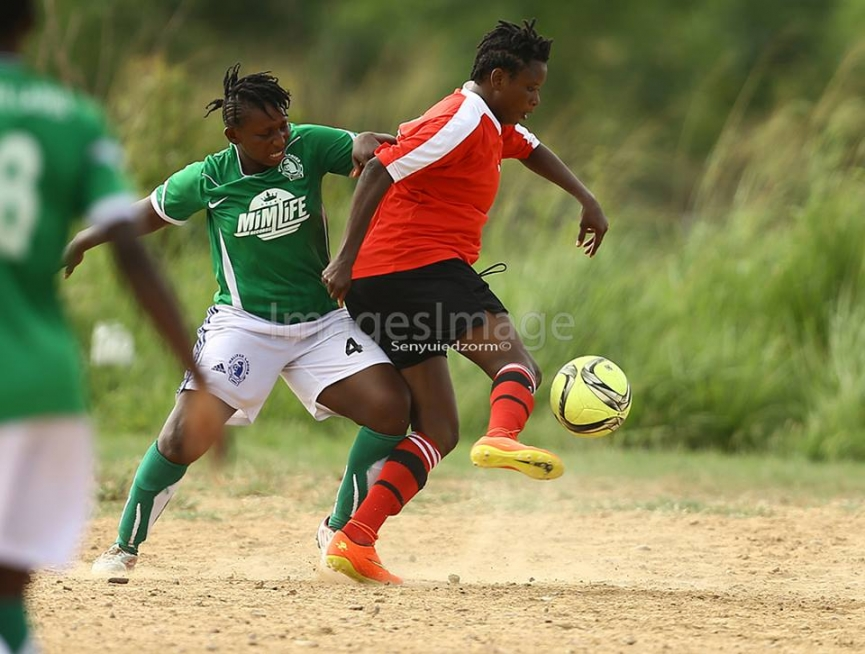 The disinterest in Women's football in Ghana; a blessing or a curse?