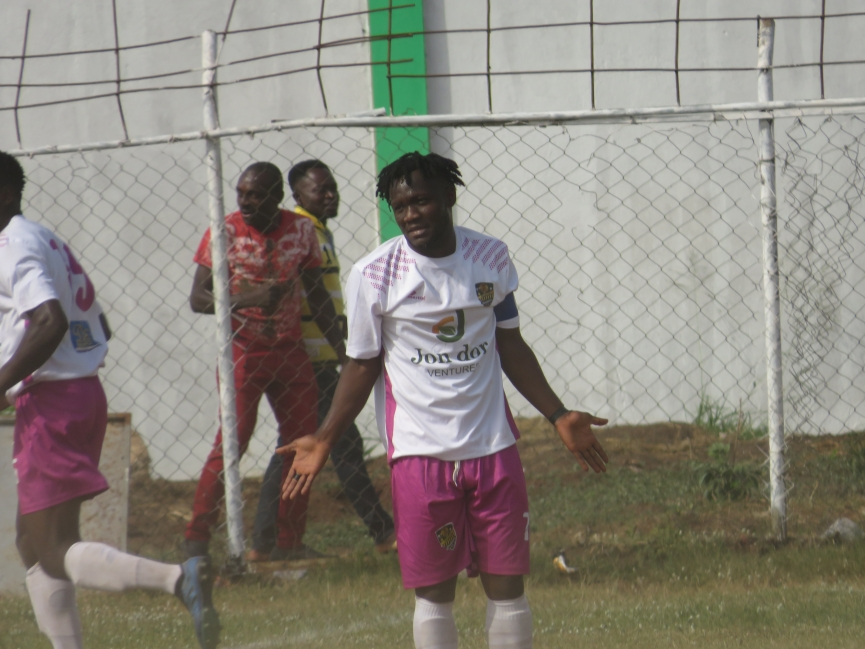 Hearts of Oak make sensational move to sign highly-rated midfielder Emmanuel Sarkodie