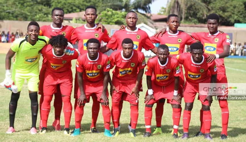 BREAKING NEWS: Asante Kotoko gain walkover in Confederation Cup