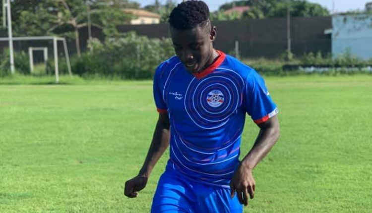 Elvis Kyei Baffour leaves Liberty Professionals to sign 'bumper' deal with UAE giants Al Ain
