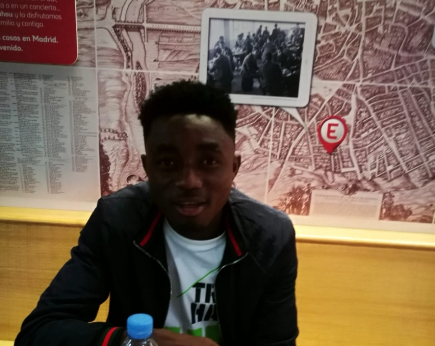 Abdul Rashid Sani joins Spanish side Girona FC from Dream FC