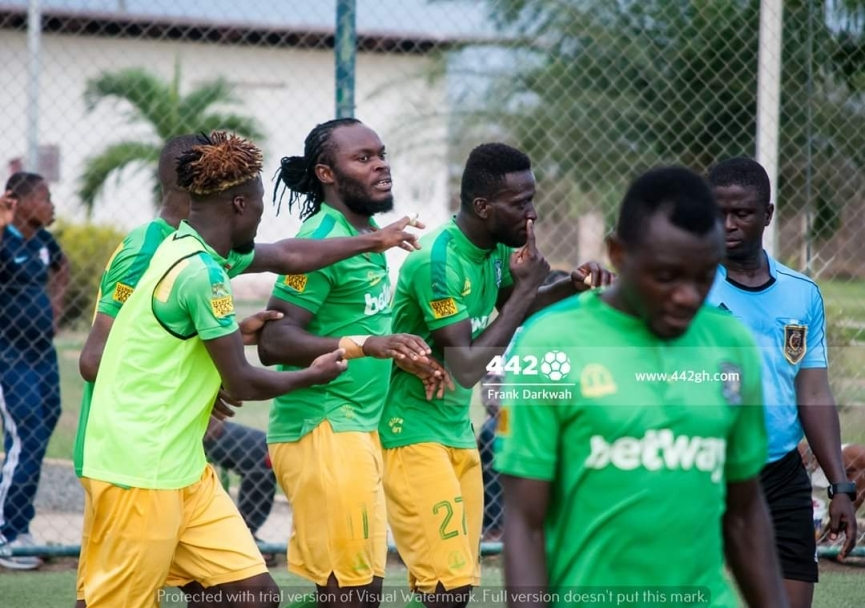 Aduana Stars Players Receive May Salary Without Pay-Cut