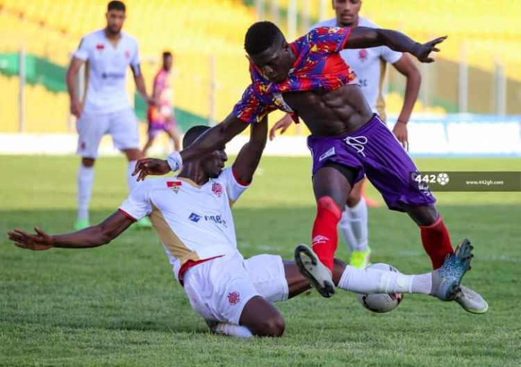CAFCL REPORT: Hearts of Oak evicted after humiliating defeat against WAC in Cassablanca