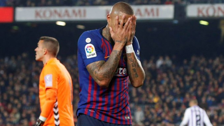 KP Boateng's home in Barcelona robbed during Valladolid match; over €300,000 taken away