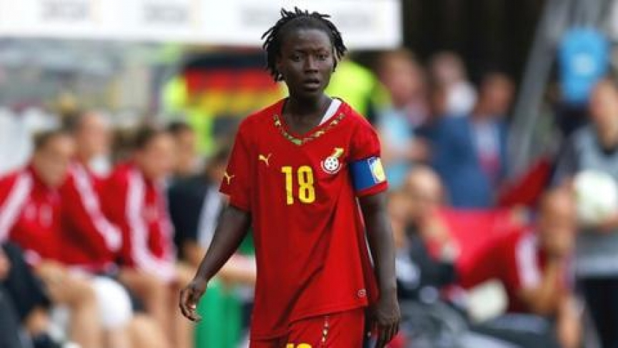 Black Queens captain Elizabeth Addo joins American side Seattle Reign FC