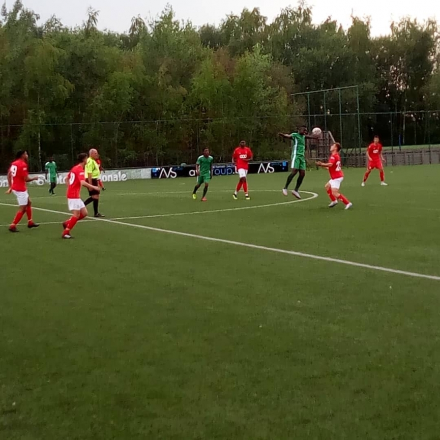 Storm Academy beat Standard Liege in training tour in Germany