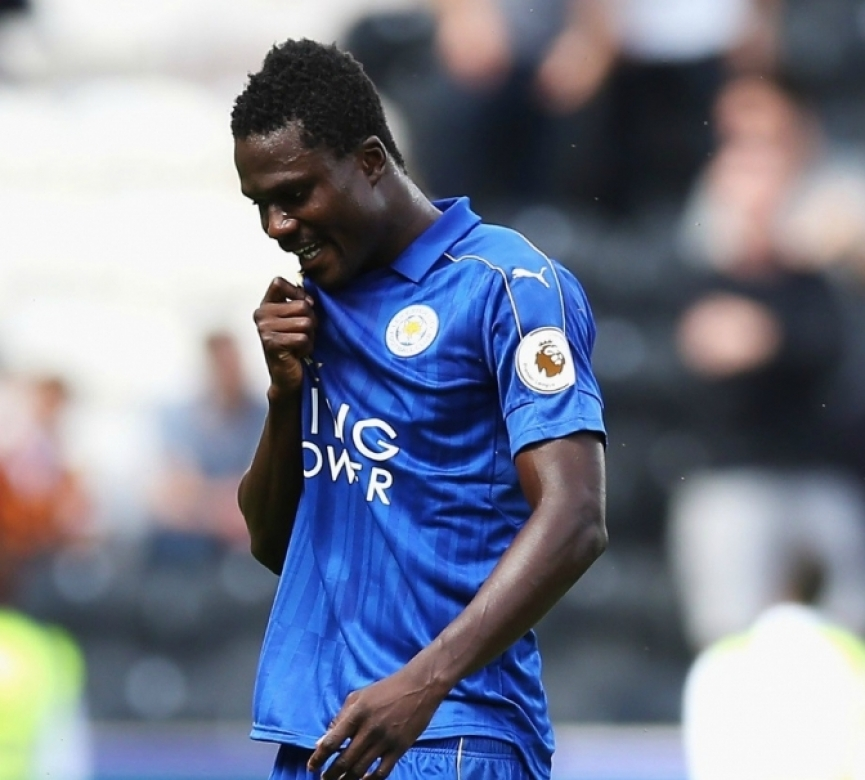 Amartey's injury affected us badly - Leicester Coach