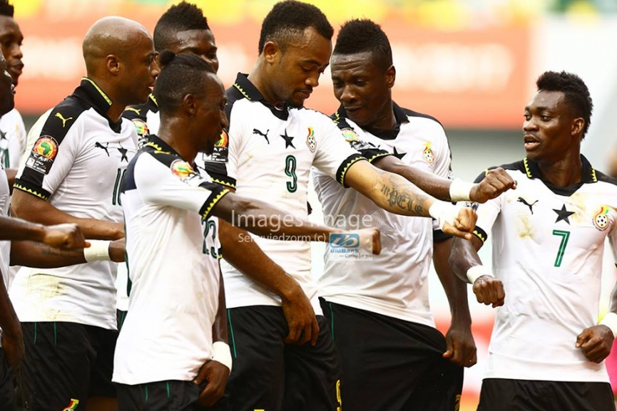 Ghana unmoved in latest FIFA Ranking