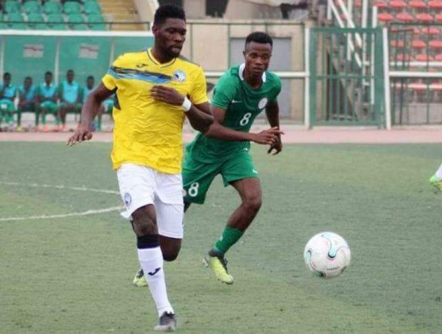 Farouk Mohammed scores late to power Enyimba FC to victory in Confederation Cup
