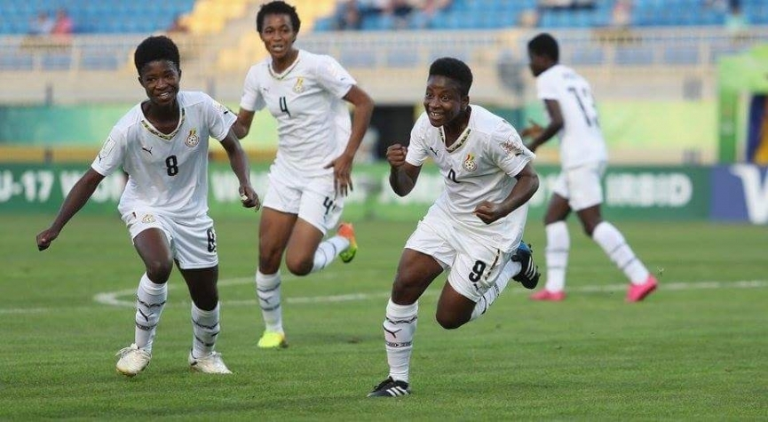 MATCH REPORT: Black Princesses beat Cameroon to qualify for World Cup