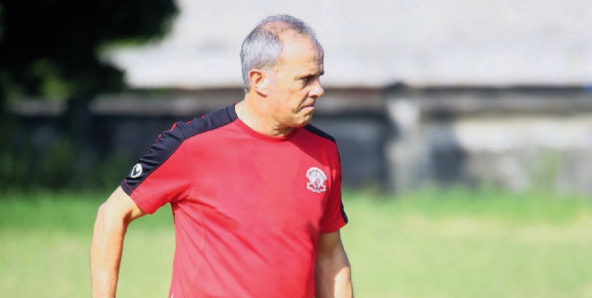 Pierre Lechantre believes Kotoko are better opponent for Simba Cup