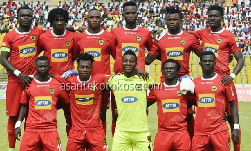 Asante Kotoko friendly game against Ebusua Dwarfs cancelled