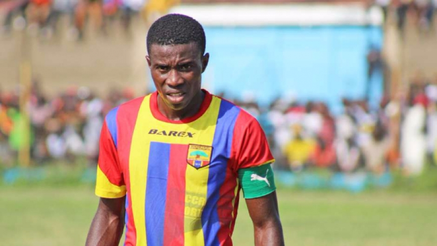 Former Hearts Skipper Could Be A Prime Target For Asante Kotoko