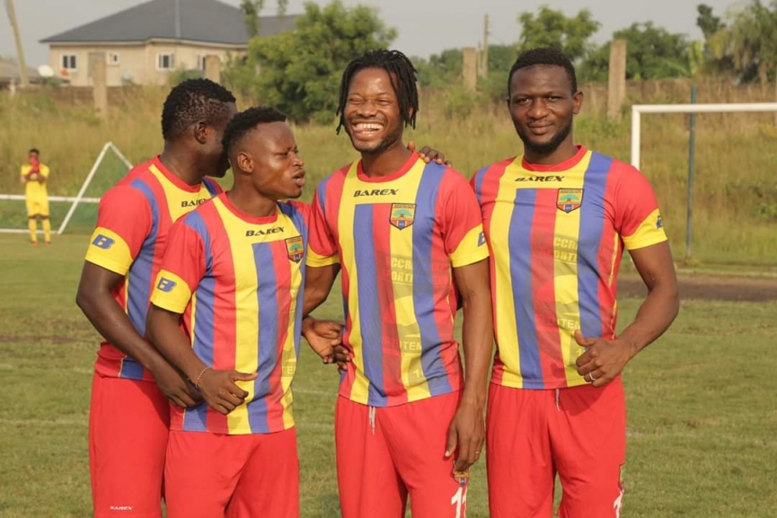 Massive shake-up to hit Hearts of Oak; Check those affected