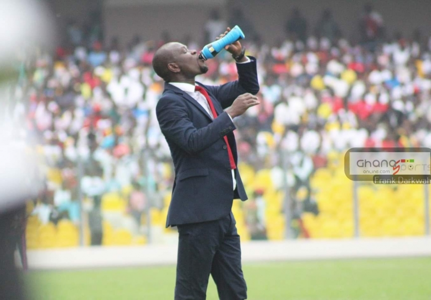 'Ashanti Gold were better than us' - Kotoko coach CK Akonnor
