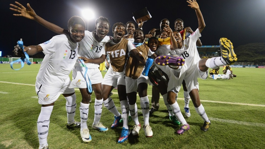 MATCH REPORT: Abdulai Mukarama scores FOUR goals as Black Maidens whitewash Gambia in World Cup qualifier