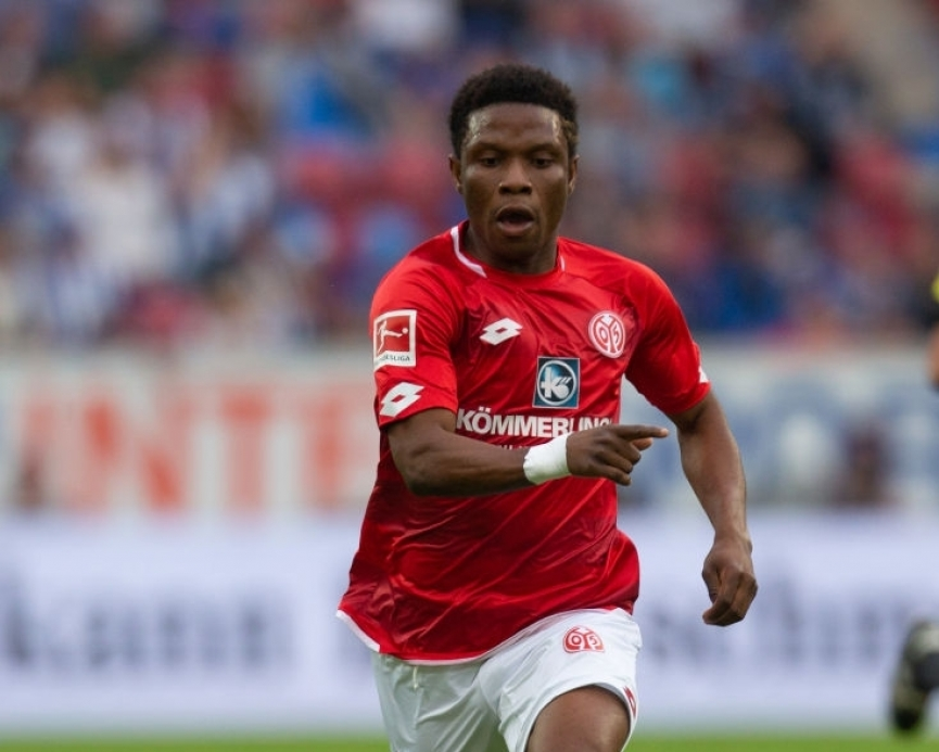 Issah Abass makes Bundesliga debut for Mainz 05