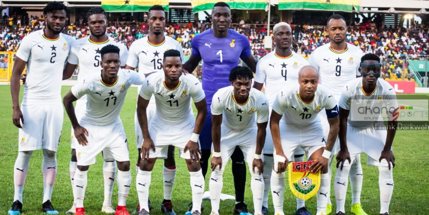 Coach Kwesi Appiah names Ghana squad to face South Africa today