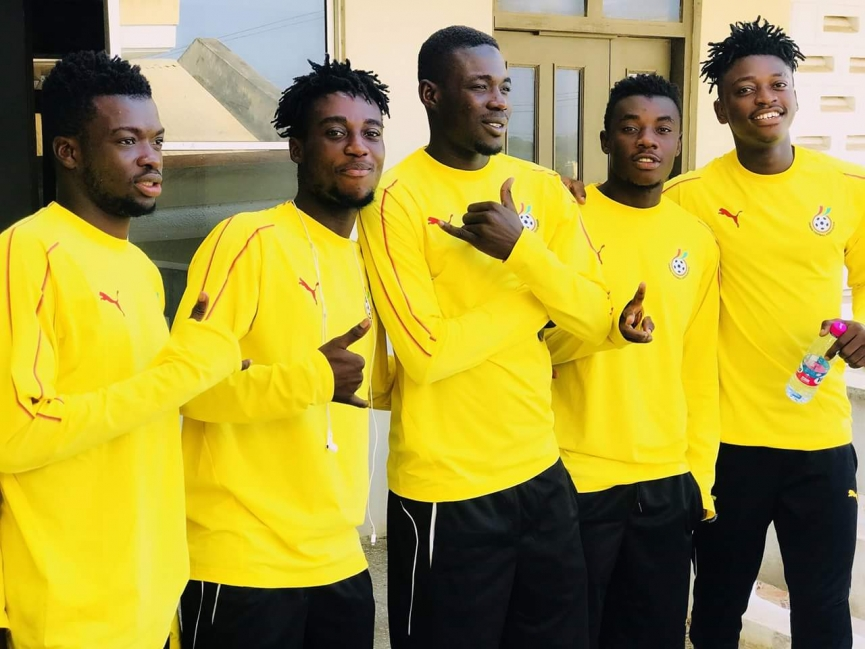 We will qualify - Ghana U20 star Samuel Atta Mensah