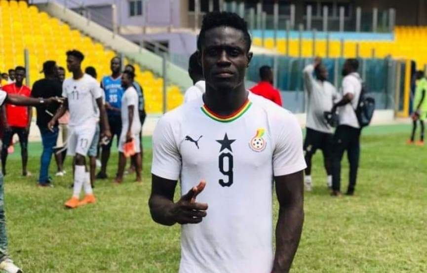 BREAKING: Goal Machine Kwame Opoku passes Kotoko medical; set to sign deal today
