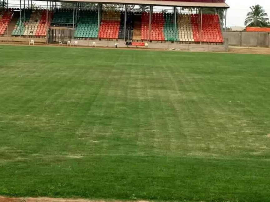 Aduana rubbishes story of CAF rejection of the NAB II Park