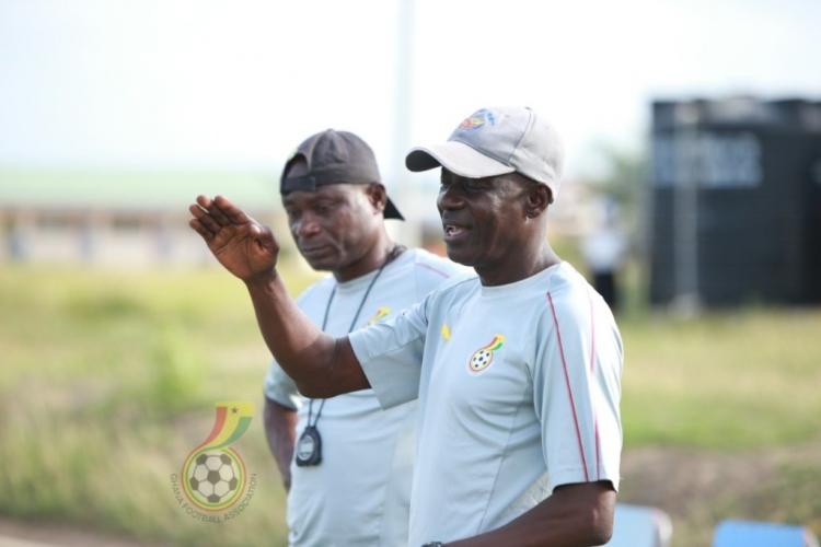 Our target is to secure qualification to the U-17 AFCON - Ben Fokuo