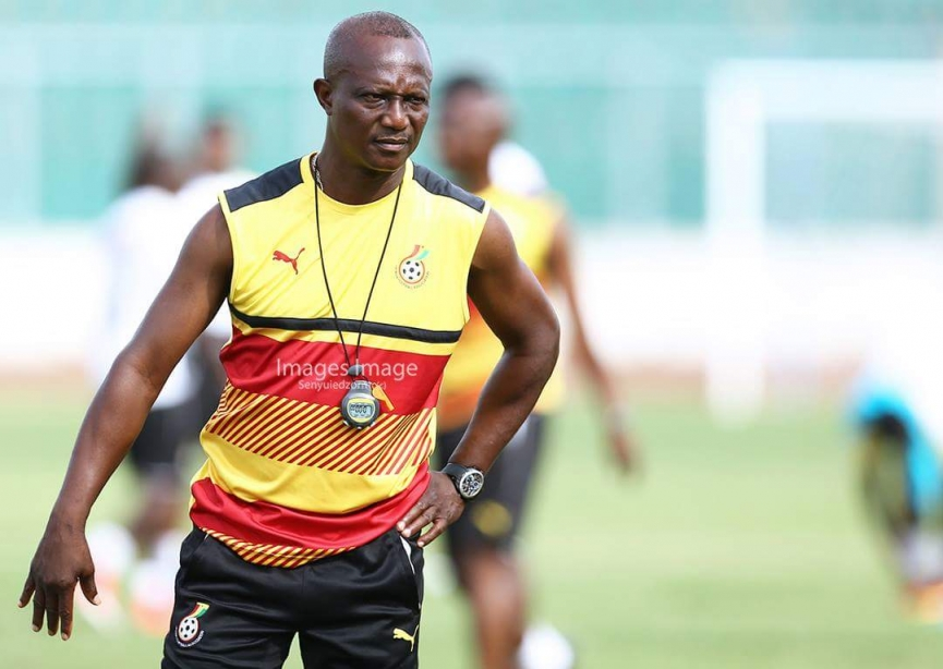 Coach Kwesi Appiah sure of victory over Ethiopia