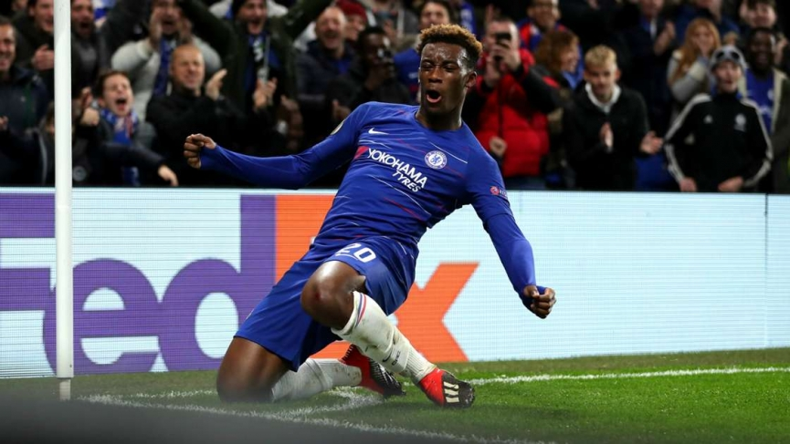 Ghanaian prodigy Callum Hudson-Odoi hints he could stay at Chelsea
