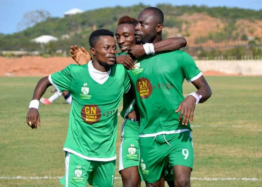 NC Special Cup Report: Elmina Sharks 1-0 Hearts of Oak - Felix Addo strikes late to down Hearts