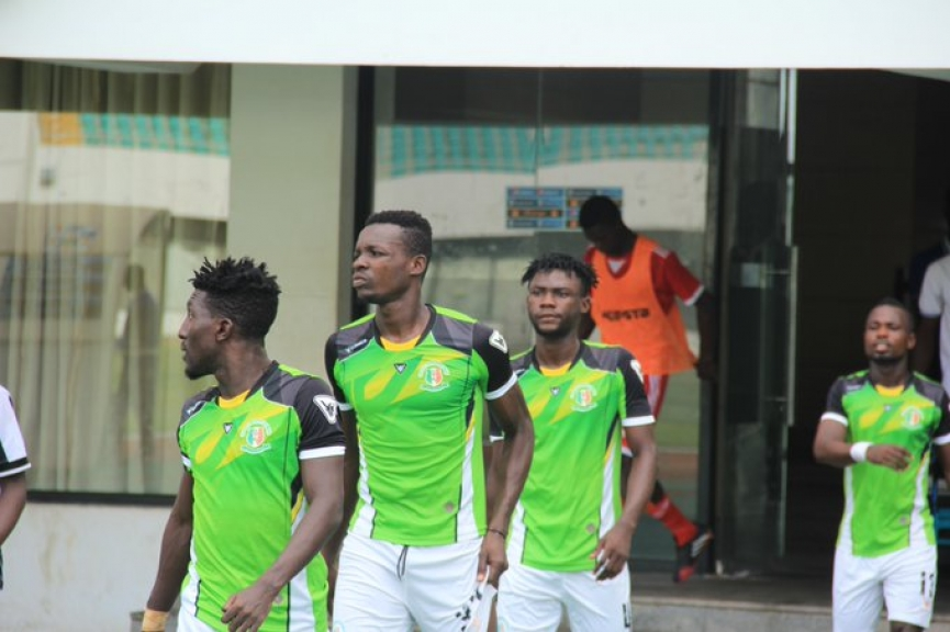 Sekondi Hassacas to announce kits sponsorship deal with Mayniak Sportswear