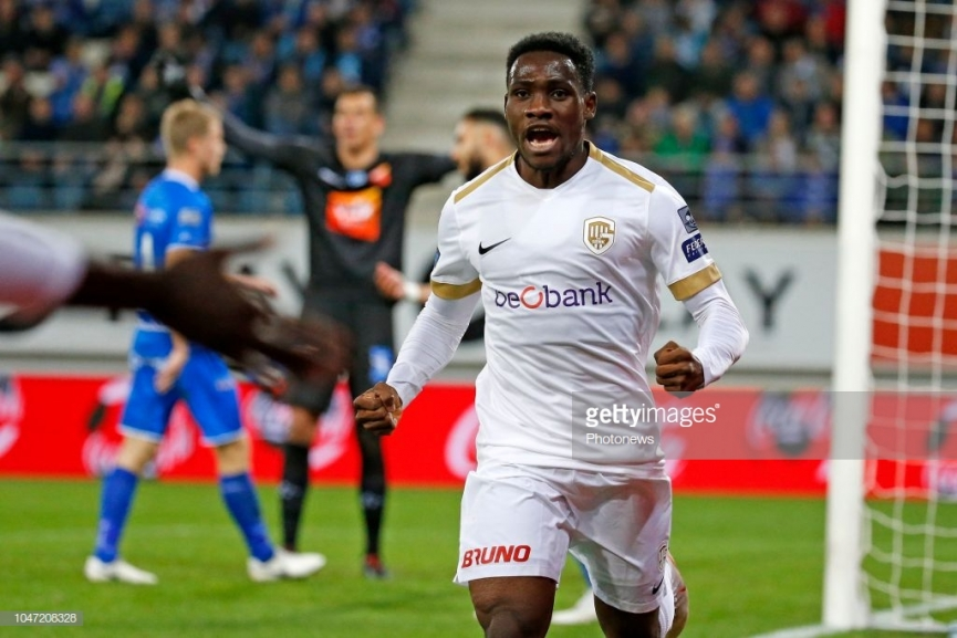 Joseph Paintsil hits BRACE for KRC Genk