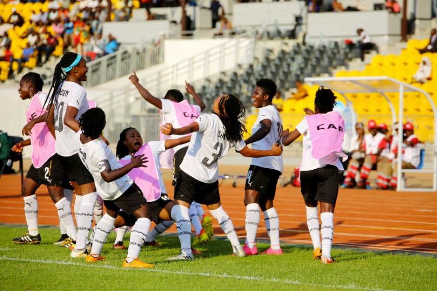 MATCH REPORT: Black Queens thrash Niger in WAFU Women's Cup