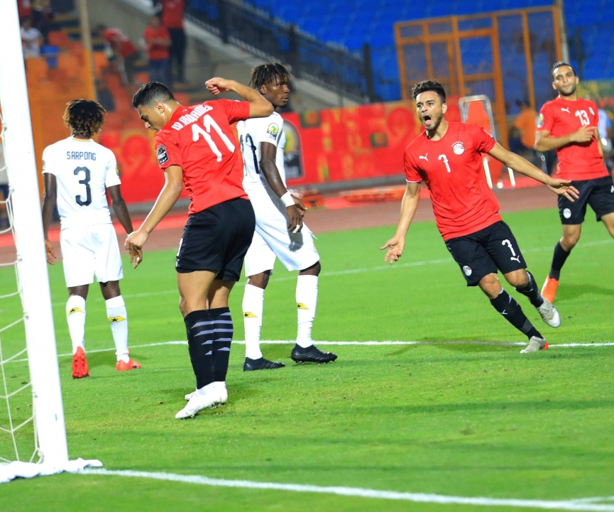 MATCH REPORT: Egypt 3-2 Ghana - Pharaohs produce stunning comeback to beat Black Meteors