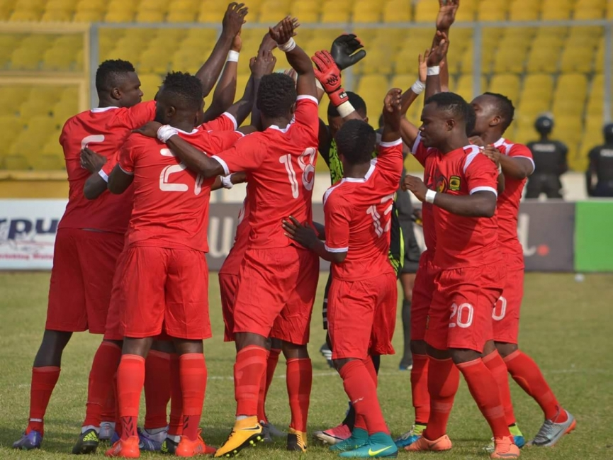 Asante Kotoko sign five 'UNKNOWN' Players after sacking their top stars; Check their names