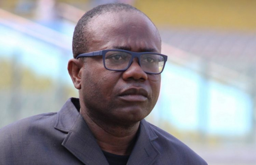 Kwesi Nyantakyi Steps Down as CAF first Vice President