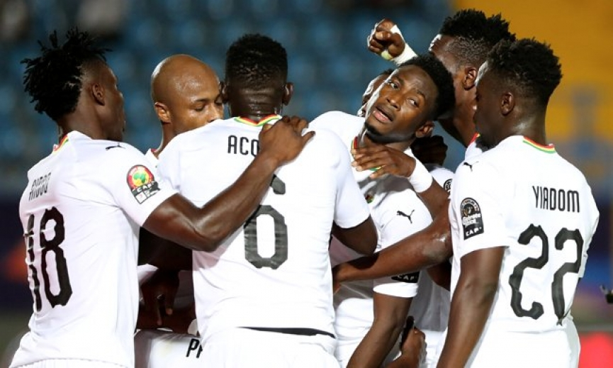 Black Stars Players to pocket $30,000 each after reaching AFCON knockout stage