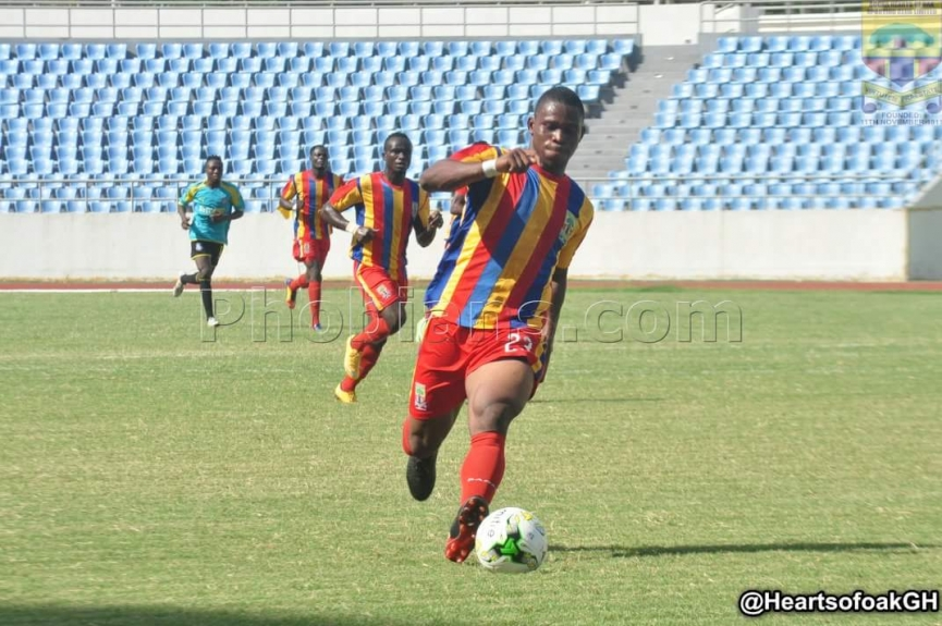 Competing with Cosmos Dauda brings out the best in me - Bakai