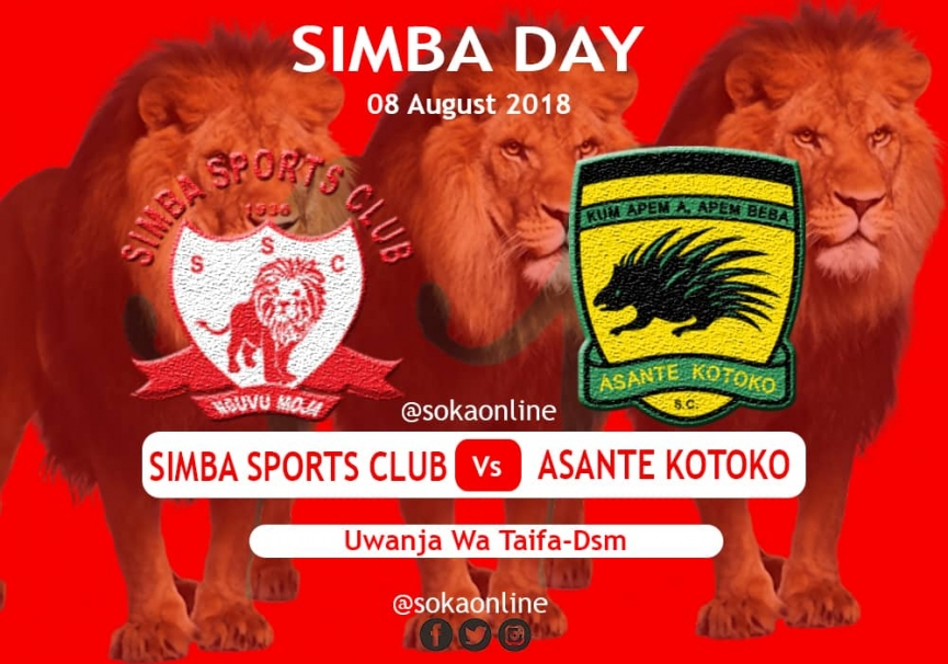 Kotoko to face Tanzanian giants Simba SC next week