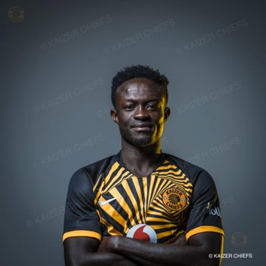 BREAKING: Kaizer Chiefs terminate contract of James Kotei