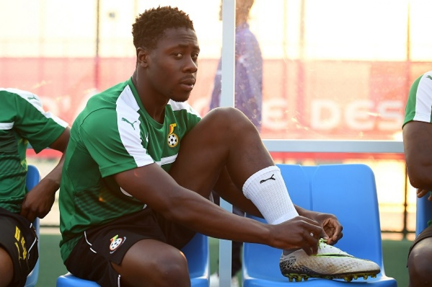 BREAKING NEWS: Andy Yiadom out of Ghana - Kenya clash