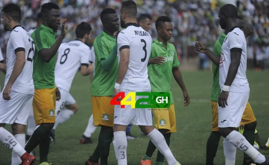 MATCH REPORT: ES Setif massacre Aduana Stars to progress in CAF Champions League