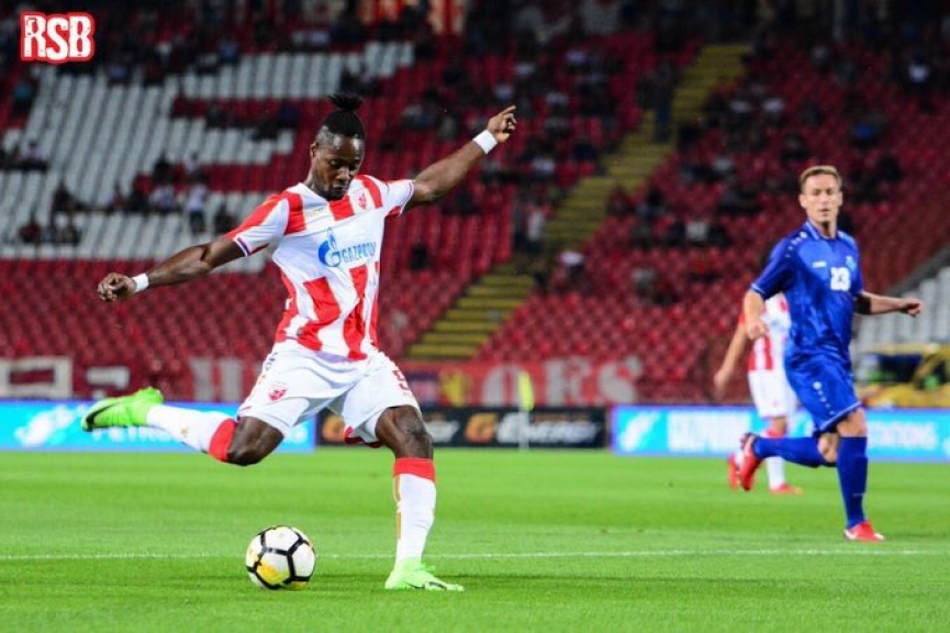 Richmond Boakye-Yiadom relishing Champions League bow
