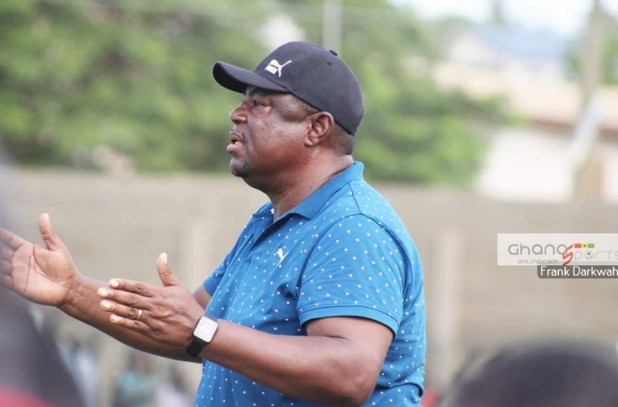Paa Kwesi Fabin quits Inter Allies job after three months