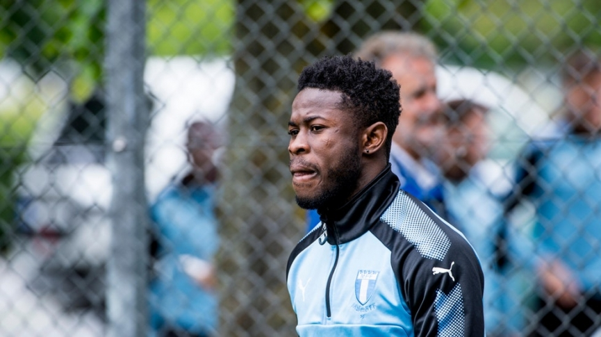 Ghanaian footballer Kingsley Sarfo to be released from Swedish Prison today
